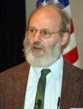 Professor Terry Chapin, President Elect of the Ecological Society of America