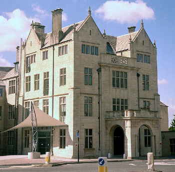 Hampton House, the former site of Bristol Homeopathic Hospital, one of a handful of homeopathic hospitals run by the NHS. (Image & legend source: wikipedia.)