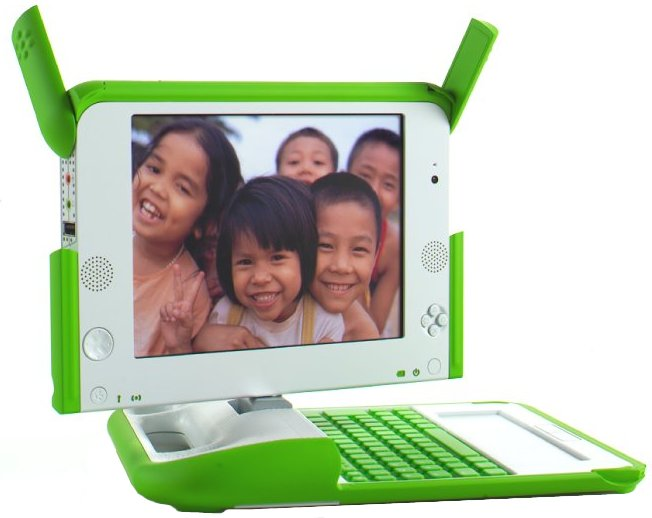 OLPC + FM rad = lessons beamed to computers