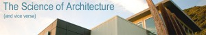 Science of Architecture Banner