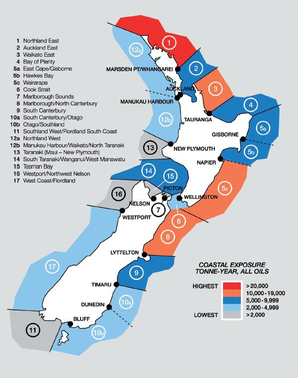 Source: Maritime New Zealand