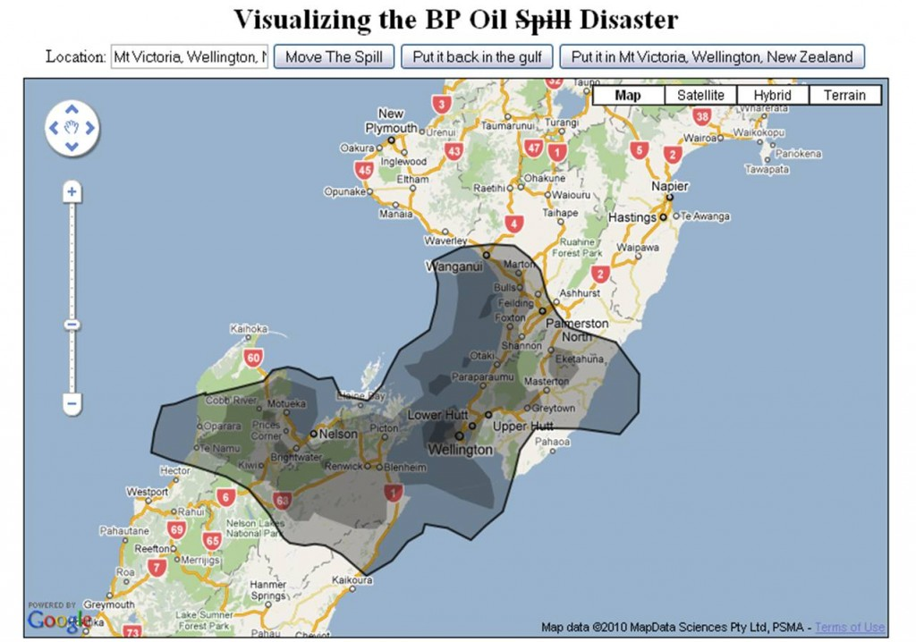 BP disaster