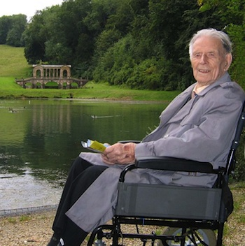 Harry Patch at 105** (Source: Wikimedia Commons)