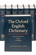 OED-cover