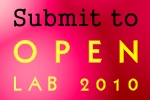 Submit to open lab 2010