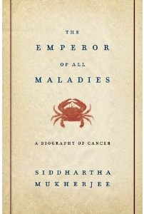 The Emperor of all Maladies cover