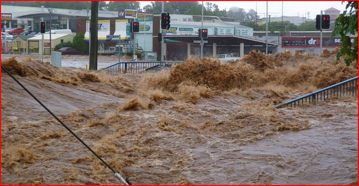 Recent Natural Disasters In Australia