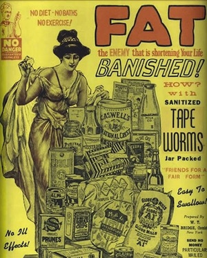 banish-fat-with-tapeworms