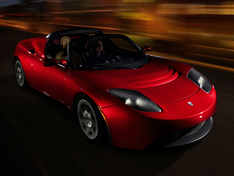 The last electric sports car?