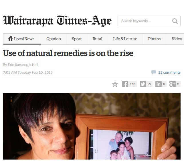 Times-Age on homeopathy
