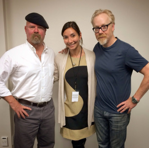 Image: How Mythbusters inspired me to make a live science show!
