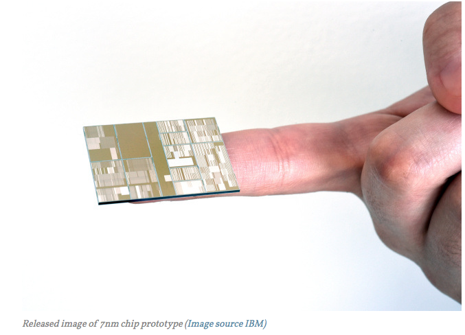 Image: IBM reveals a 7nm chip! Why this is awesome news!