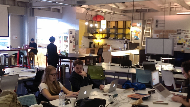 Image: 'Co-working space' model of BizDojo set to be replicated overseas