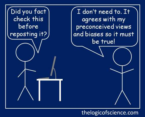 Image: Discussing science on social media