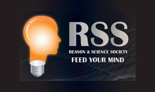 Image: My talk to the Reason & Science Society – an invite
