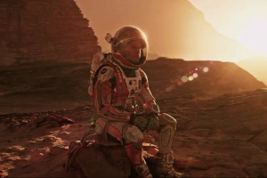 Featured image: The Martian: review