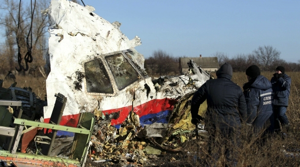 Image: MH17: Final technical report