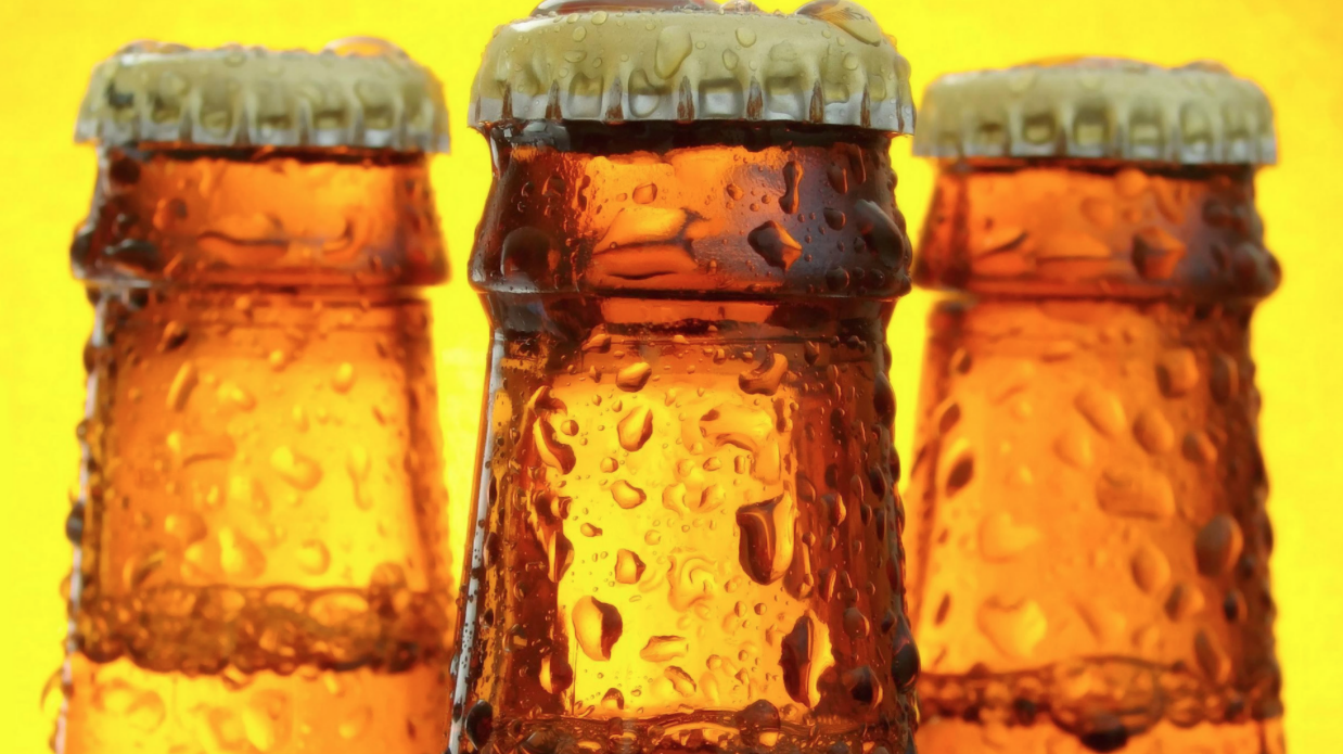 Image: How do you measure the volume of beer in your bottle?