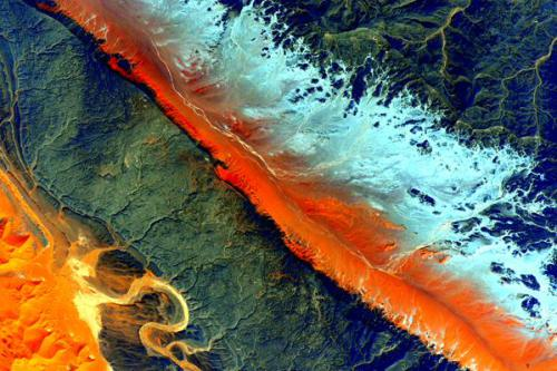Image: Our beautiful planet: Astronaut art works