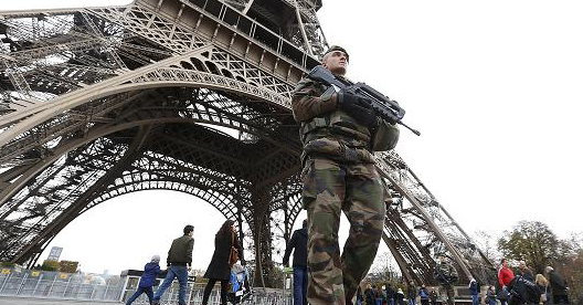 Image: Paris: the war with ISIS enters a new stage