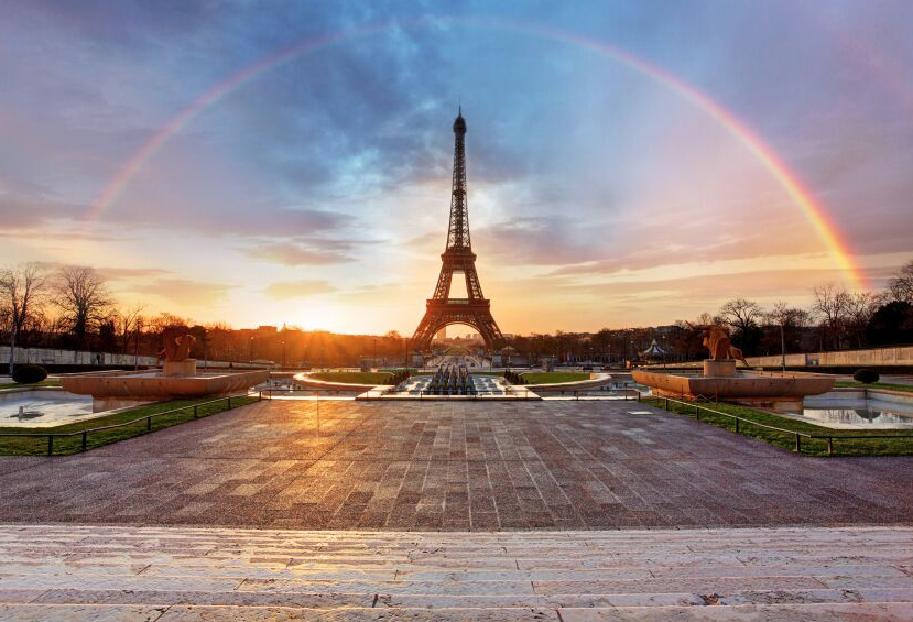 Featured image: A climate of peace in Paris?
