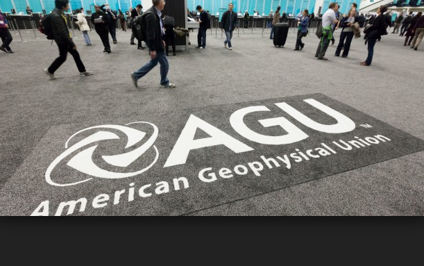 "Featured image: AGU: ""Science's Big Day Out"""
