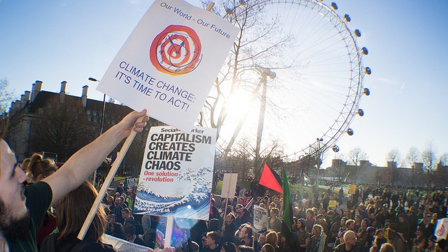 Featured image: How to play a part in tackling climate change – long after the Paris hype
