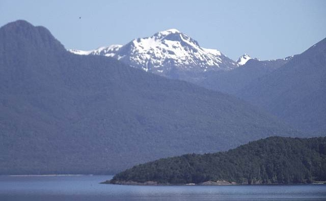 Mt. Tinsley, named after New Zealand cosmologist, Beatrice Tinsley. Source: wikipedia