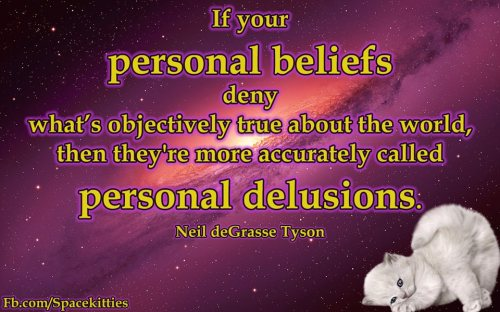 Image: Facts, beliefs and delusions