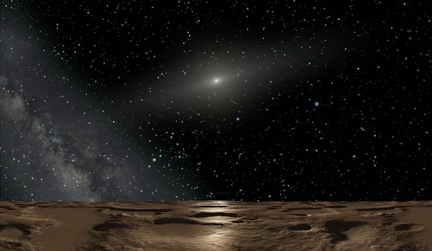 Featured image: The long hunt for new objects in our expanding solar system
