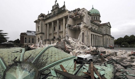 Featured image: Five years on – scientists reflect on the Christchurch quake