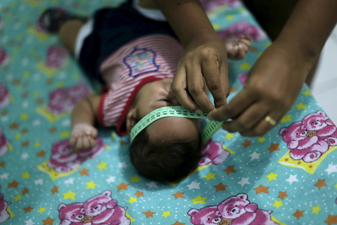 Featured image: Proving that the Zika virus causes microcephaly