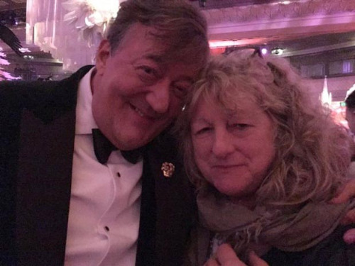 Featured image: Stephen Fry on Twitter