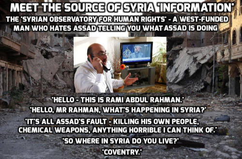 Image: Media misleading on Syria