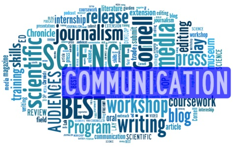 Image: The problem with science communication