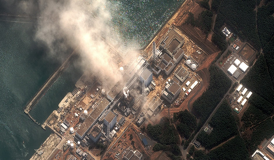 Featured image: Reflection on Fukushima 5 years out