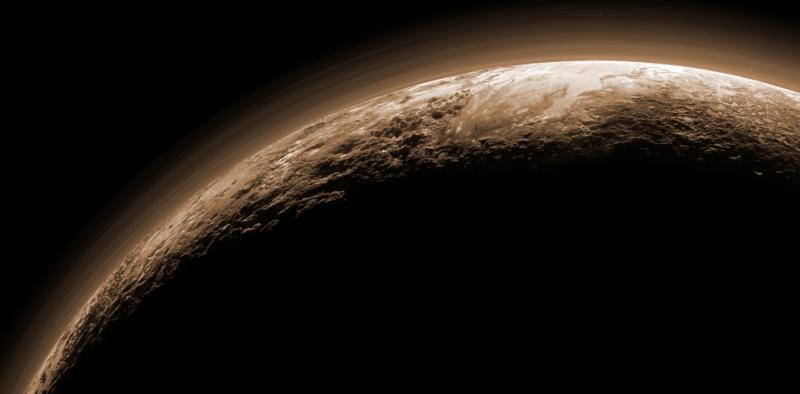 Image: Picture of Pluto further refined by months of New Horizons data