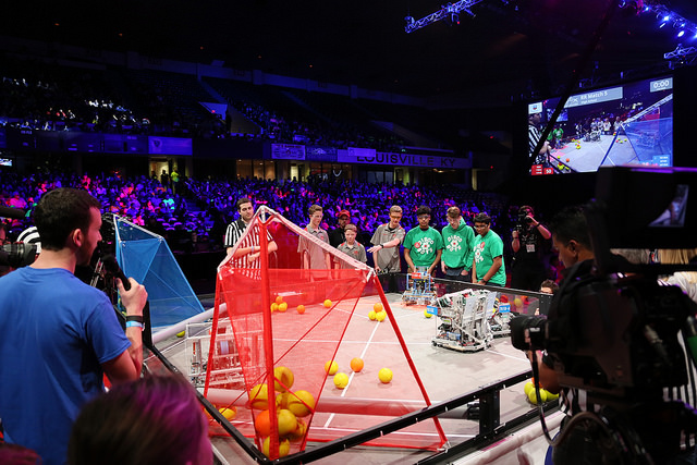 Image: Robotics Championships: NZ named world champions
