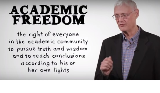 Image: Why we NEED academic freedom