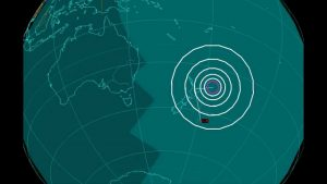 Featured image: Slow-motion earthquake recorded off NZ