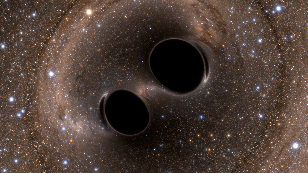 Featured image: Second detection heralds the era of gravitational wave astronomy