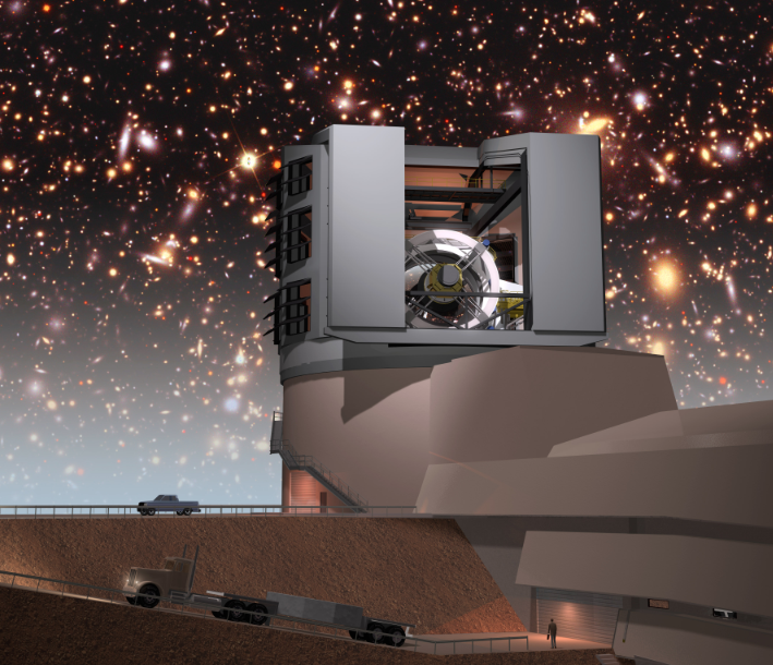 Image: NZ scientists join ambitious search of the cosmos