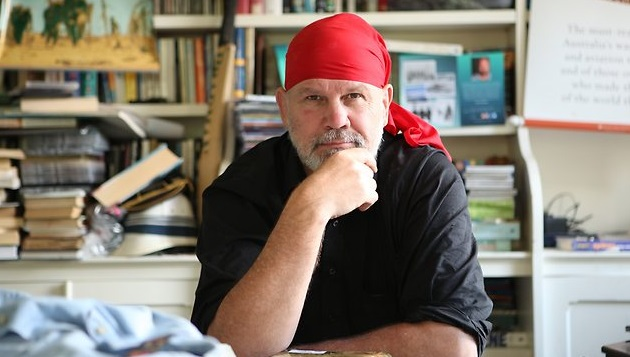 Former Wallaby Peter Fitzsimons