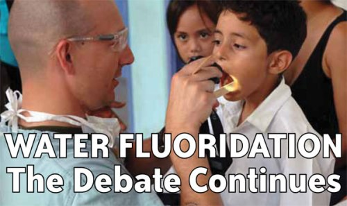 Image: Fluoridation debate: Responding to Tom O'Connor