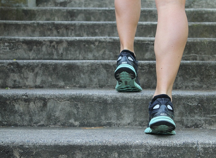 Increasing physical activity is an uphill battle