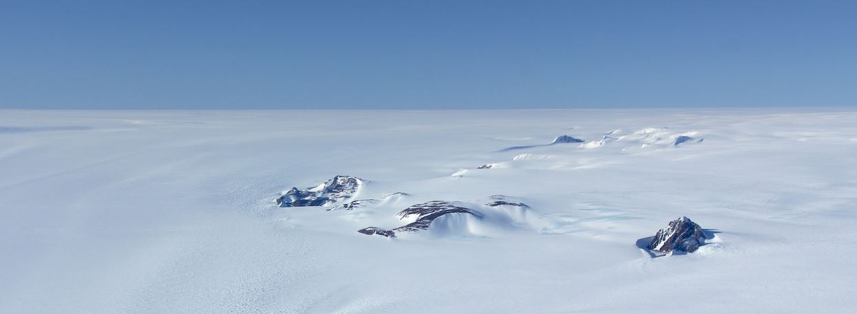 Featured image: What lies beneath Antarctica's ice?