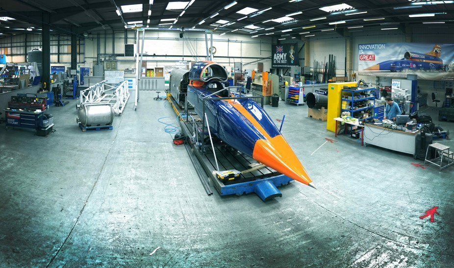 Featured image: How to build a 1,000mph car