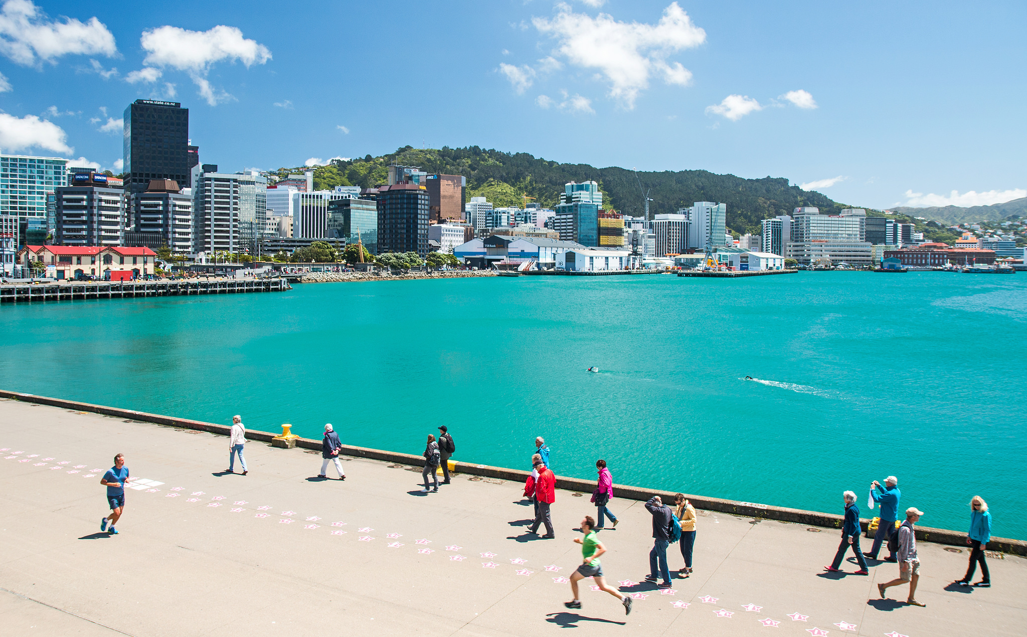 Image: Welly, Chch &  Dunners: NZ's most active cities