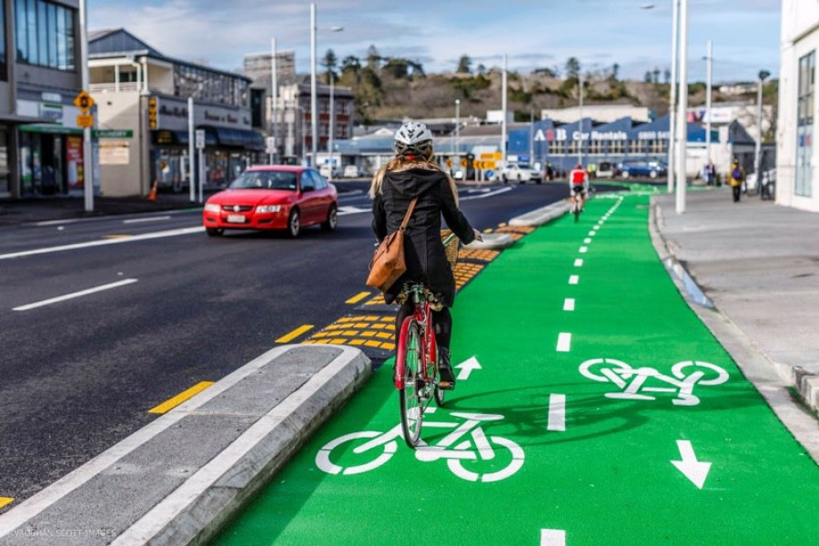 Featured image: Cycling and walking in six NZ cities: Where are we at?