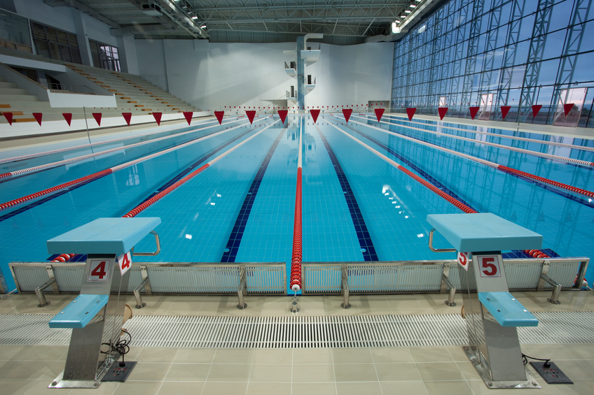 Sciblogs olympic rivalries battle of the same sexes for Swimming pool certification course